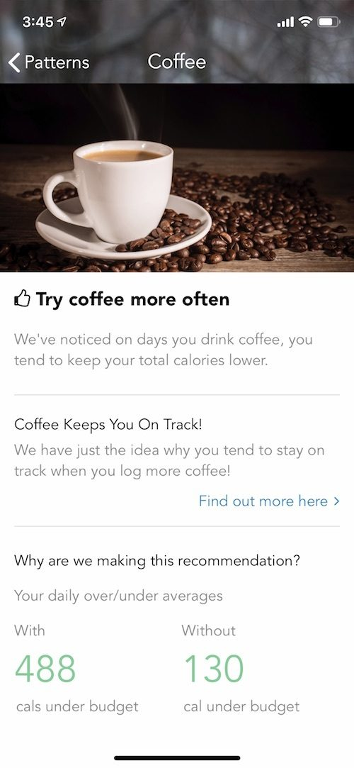 LoseIt Coffee